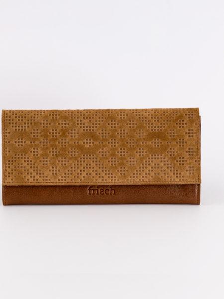 Portemonnaie von frisch Beutel mit Boho Muster Prägung