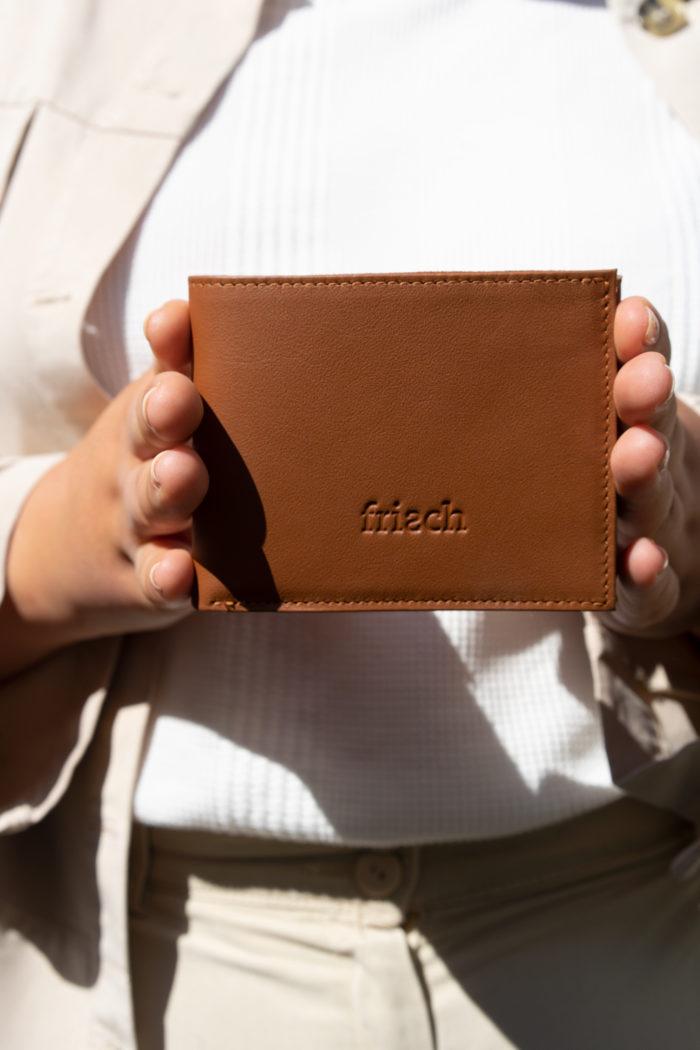 Produktbild Brieftasche ERDE mit blinder Prägung