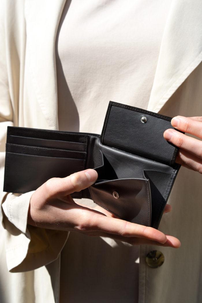 Produktbild Brieftasche Nacht Innenansicht
