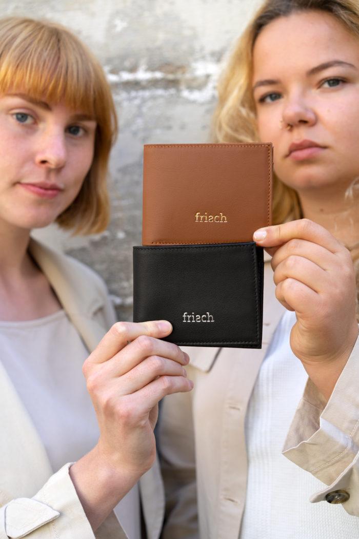 Produktbild Brieftasche ERDE und NACHT zusammen